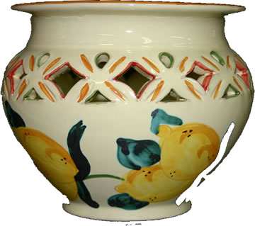 L'Anfora Ceramiche Tropea - Giarra