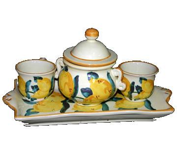 L'Anfora Ceramiche Tropea - caffè