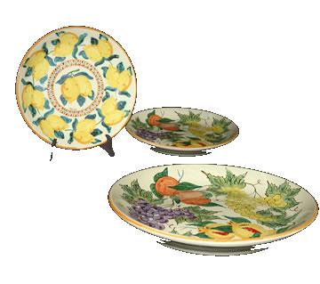 L'Anfora Ceramiche Tropea - piatti