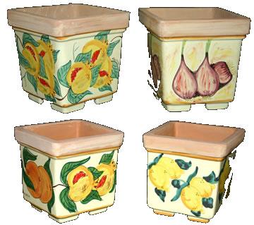 L'Anfora Ceramiche Tropea - vasi piante