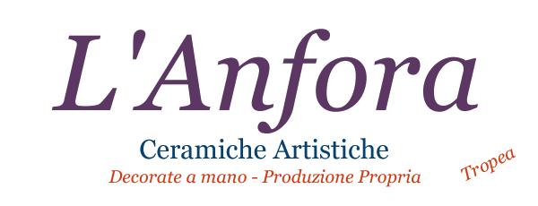 L'Anfora Ceramiche Tropea Logo